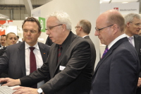 Foto: Messestand CeBIT
